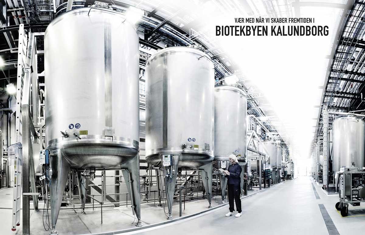 Biotekbyen Kalundborg