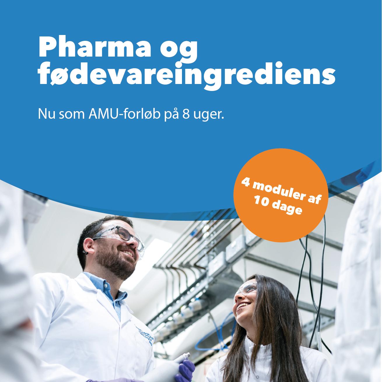 Pharma- og fødevareringrediens folder link til PDF